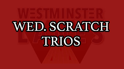 Wednesday Scratch Trios